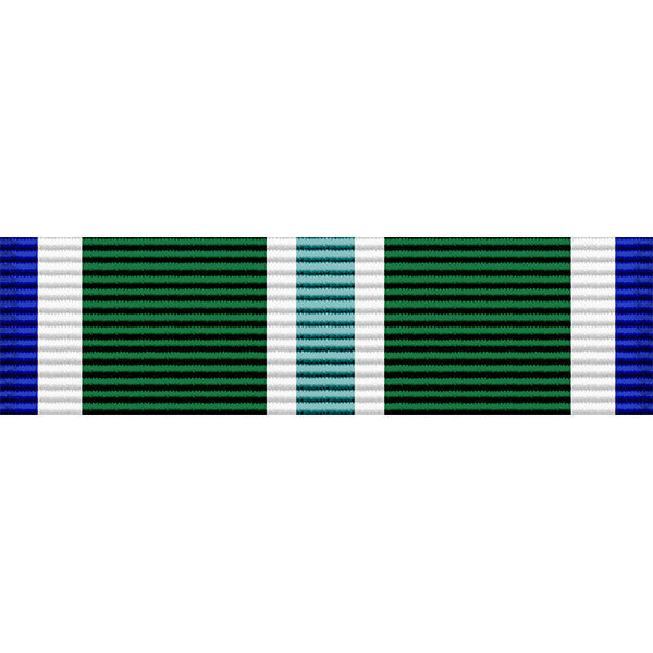 Coast Guard Meritorious Unit Commendation - Thin Ribbon