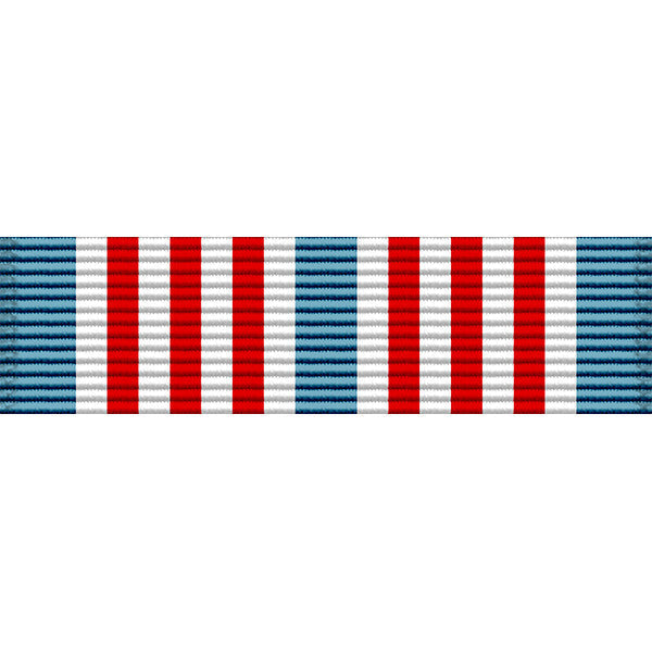 Coast Guard Medal for Heroism Thin Ribbon