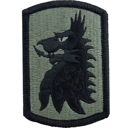 455th Chemical Brigade ACU Patch