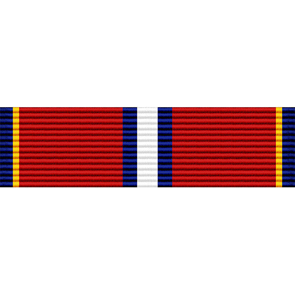Coast Guard Reserve Good Conduct Medal Thin Ribbon