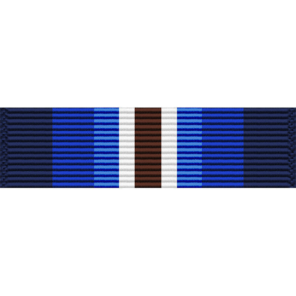 Coast Guard Restricted Duty Thin Ribbon