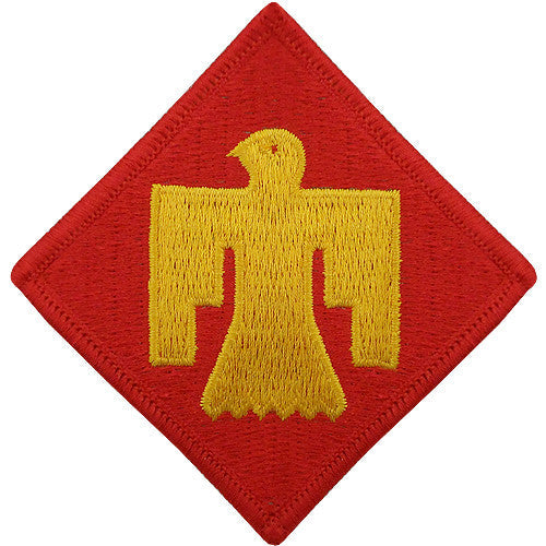 45th Infantry Brigade Class A Patch