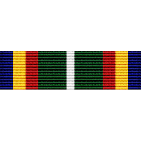 Coast Guard Unit Commendation Thin Ribbon