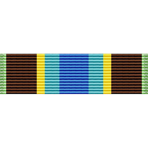 Commandants Letter of Commendation Thin Ribbon