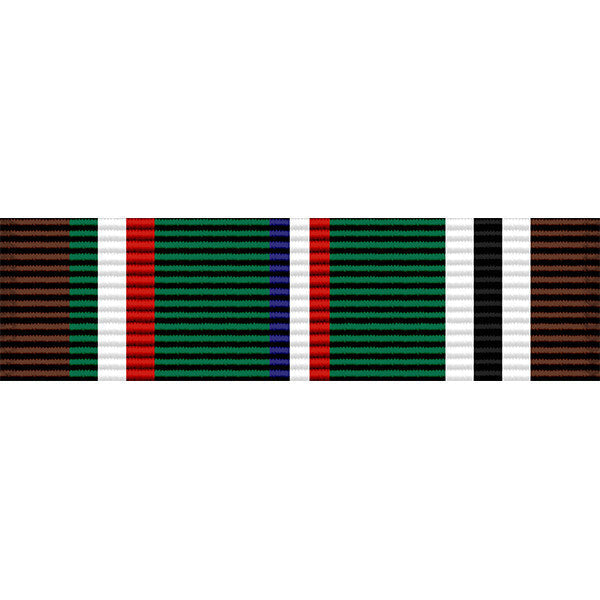 European - African - Middle Eastern Campaign Medal Thin Ribbon