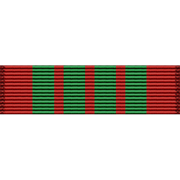 French Croix De Guerre Medal - WWII Ribbon