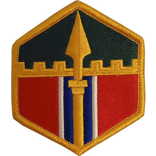 301st Maneuver Enhancement Brigade Class A Patch