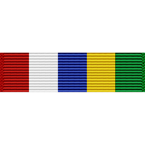 Inter-American Defense Board Medal Ribbon