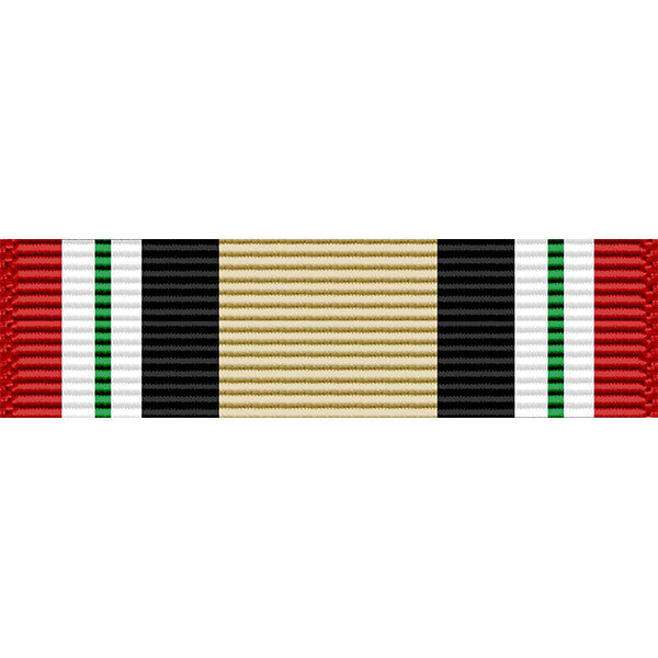 Iraq Campaign Medal Thin Ribbon