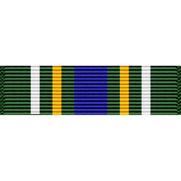 Korea Defense Service Medal Thin Ribbon