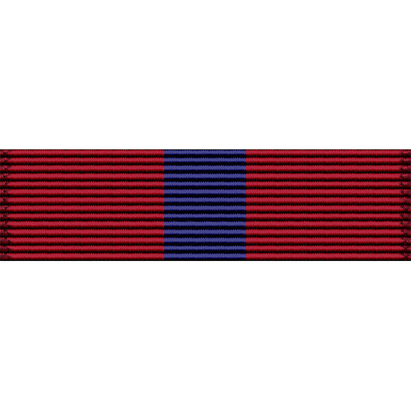 Marine Corps Good Conduct Medal Ribbon - WWII