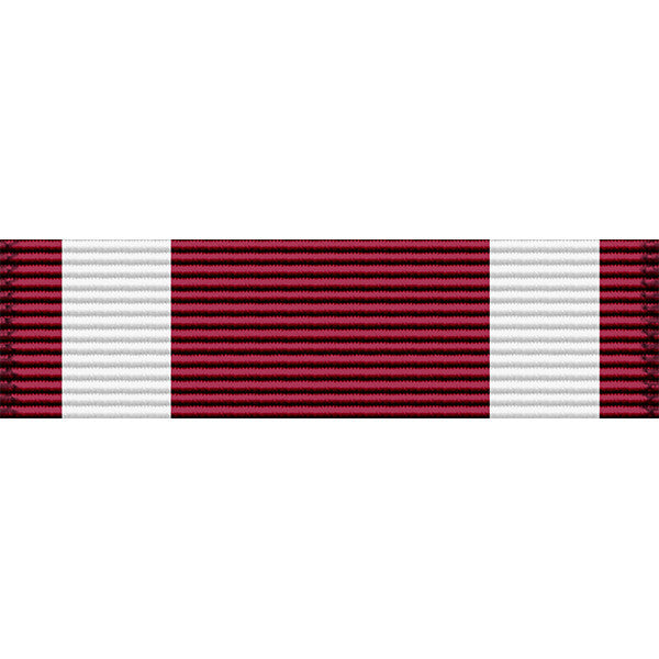 Meritorious Service Medal Thin Ribbon