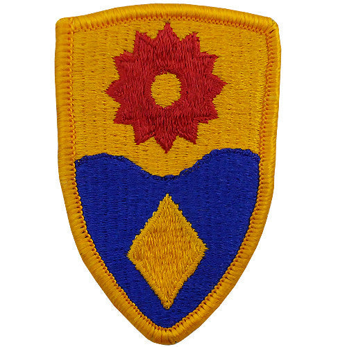 49th MP (Military Police) Brigade Class A Patch