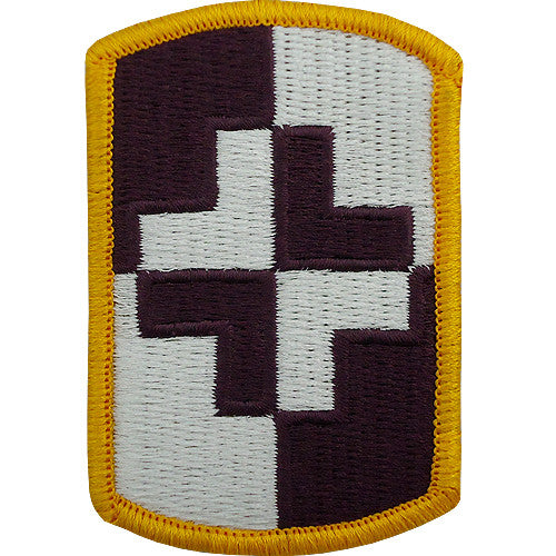 4th Medical Brigade Class A Patch