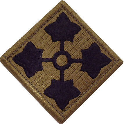 4th Infantry Division MultiCam (OCP) Patch