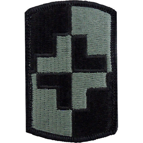 4th Medical Brigade ACU Patch