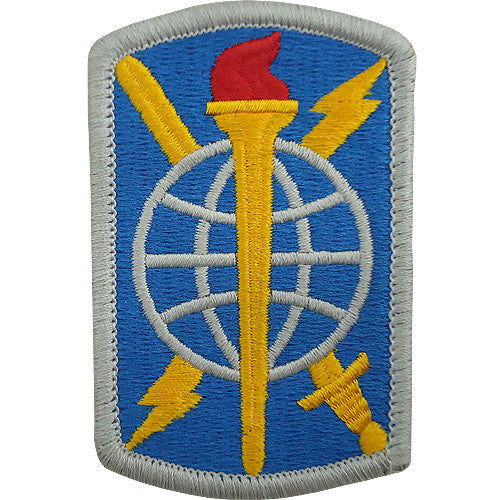500th Military Intelligence Brigade Class A Patch