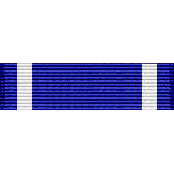 Montana National Guard Air Medal Thin Ribbon