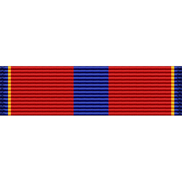 Naval Reserve Meritorious Service Medal Thin Ribbon
