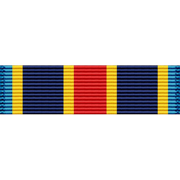 Navy & Marine Corps Overseas Service Thin Ribbon