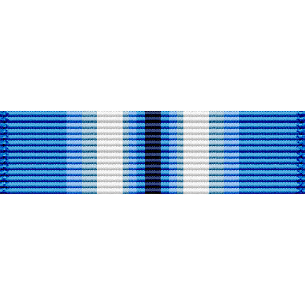Navy Arctic Service Thin Ribbon