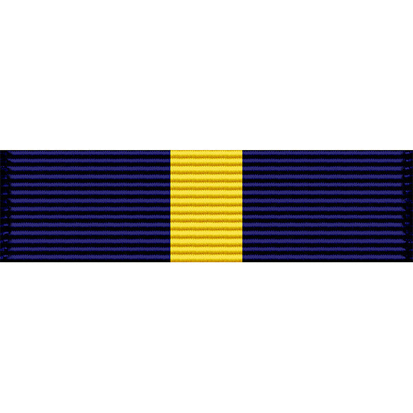 Navy Distinguished Service Medal Thin Ribbon