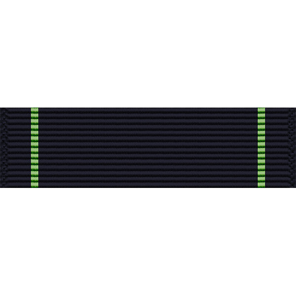 Navy Expert Pistol Medal Thin Ribbon