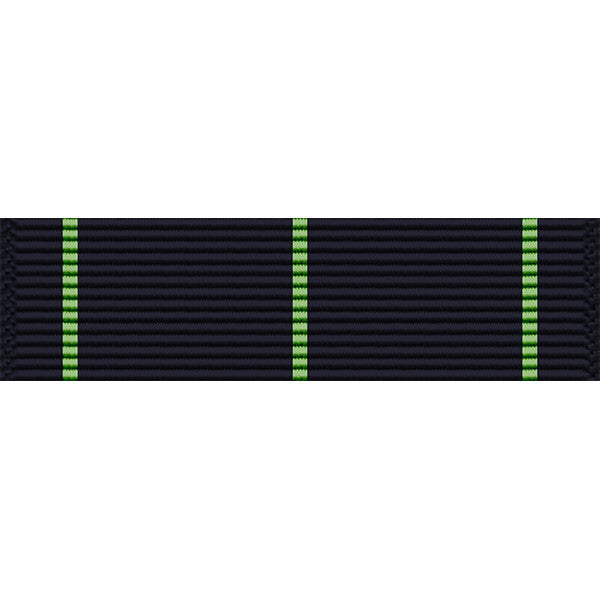 Navy Expert Rifle Thin Ribbon