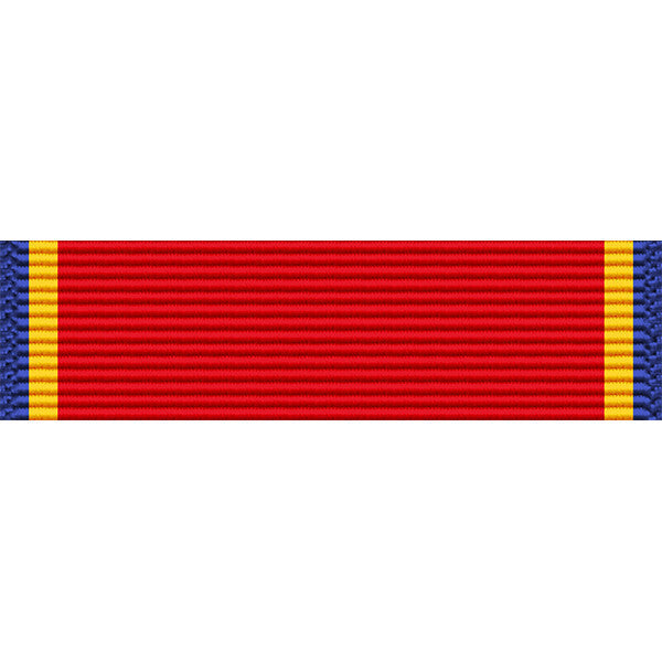 Navy Reserve Medal Thin Ribbon