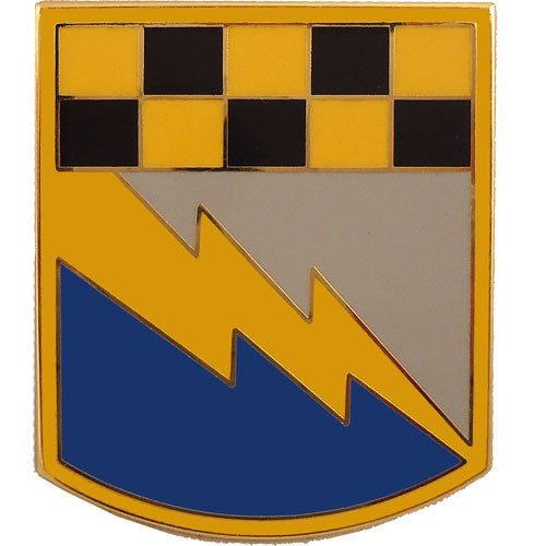 525th Military Intelligence Brigade Combat Service Identification Badge