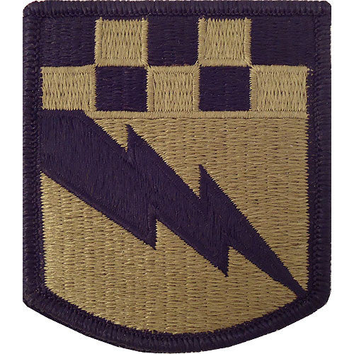 525th Battlefield Surveillance Brigade MultiCam (OCP) Patch