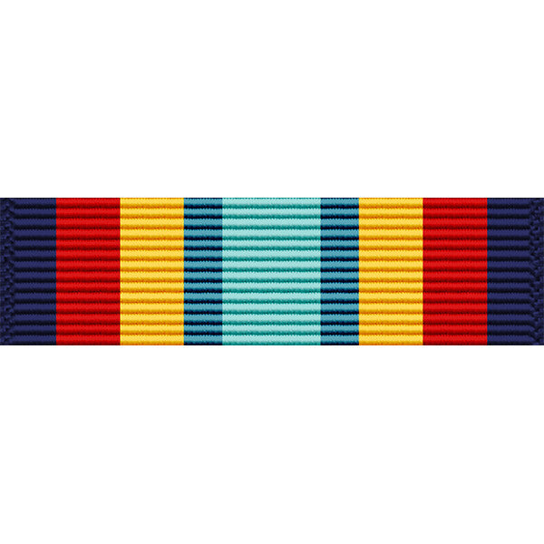 Navy Sea Service Deployment Thin Ribbon