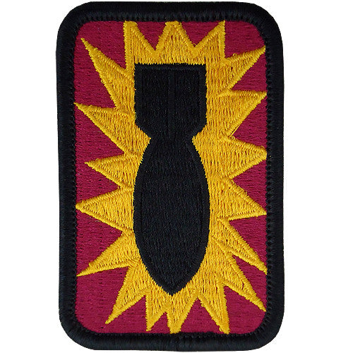 52nd Ordnance Group Class A Patch