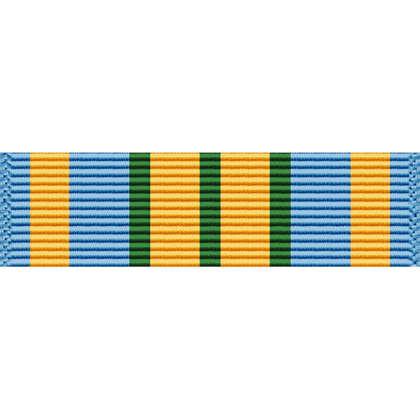 Outstanding Volunteer Service Medal Tiny Ribbon