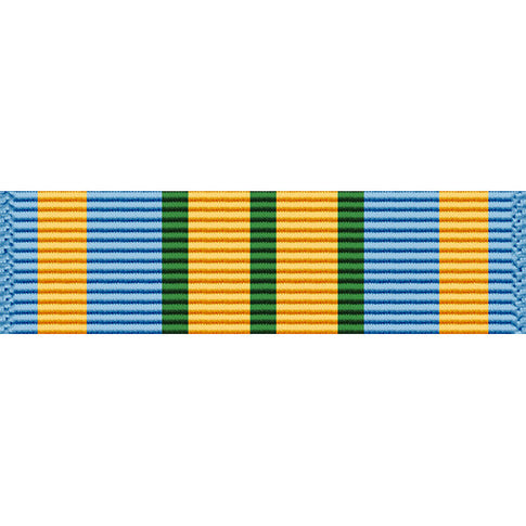 Outstanding Volunteer Service Medal Ribbon