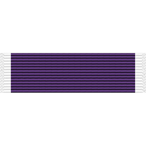 Purple Heart Medal Thin Ribbon