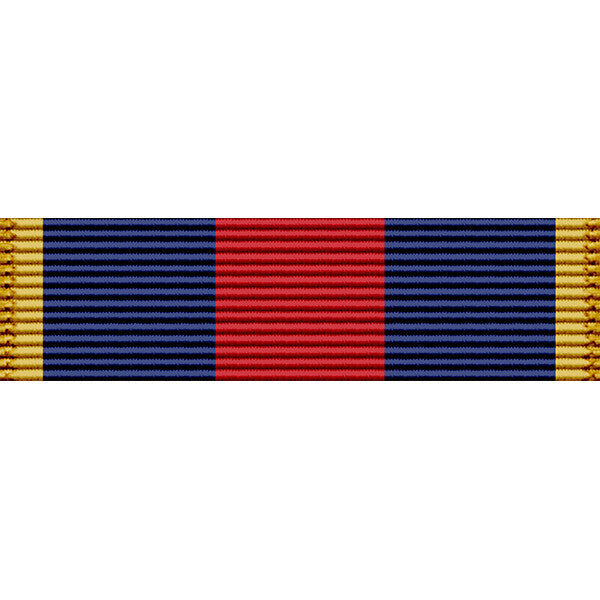 Navy Recruit Training Service Thin Ribbon