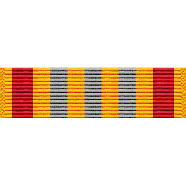 Republic of Vietnam Armed Forces Honor Medal 1C Ribbon
