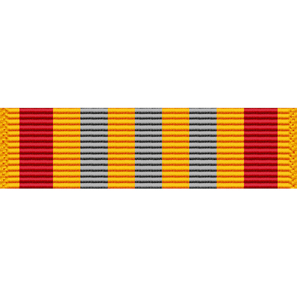 Republic of Vietnam (RVN) Armed Forces Honor Medal 1C Thin Ribbon