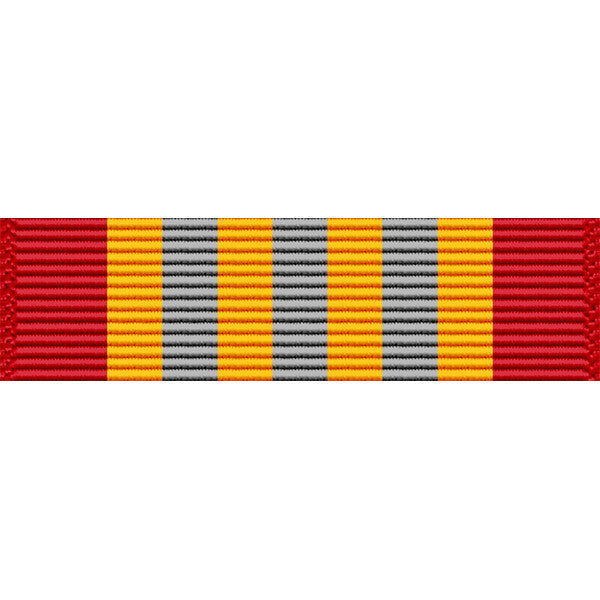 Republic of Vietnam (RVN) Armed Forces Honor Medal 2C Thin Ribbon