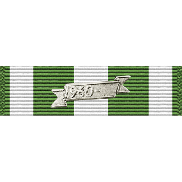 Republic of Vietnam (RVN) Campaign Medal Tiny Ribbon