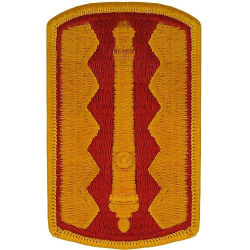 54th Field Artillery Brigade Class A Patch