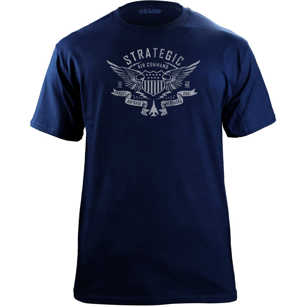 STRATCOM Graphic T-shirt