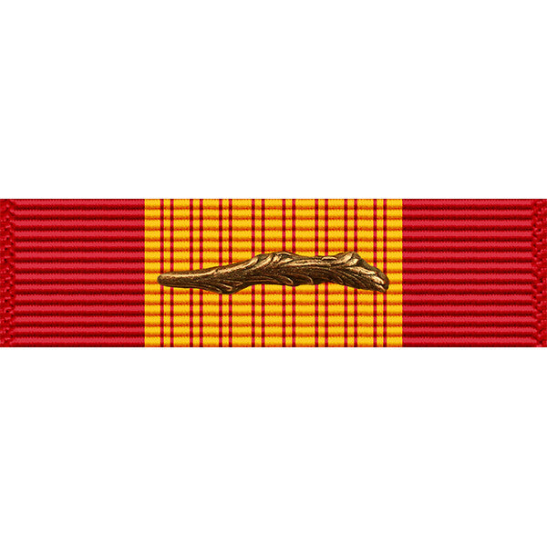 Republic of Vietnam (RVN) Gallantry Cross Medal w/ Palm Thin Ribbon