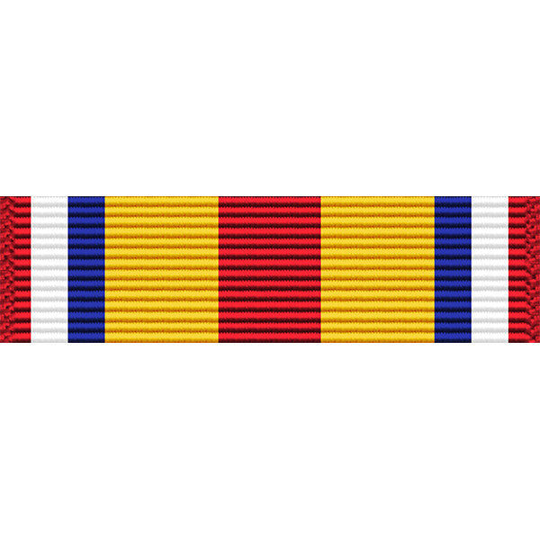 Selected Marine Corps Reserve Medal Ribbon