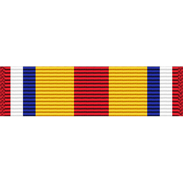 Selected Marine Corps Reserve Medal Thin Ribbon