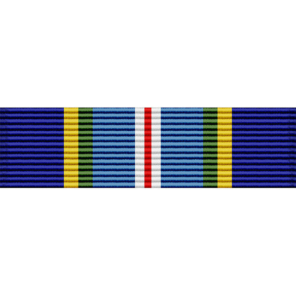 Coast Guard Special Operations Service Thin Ribbon