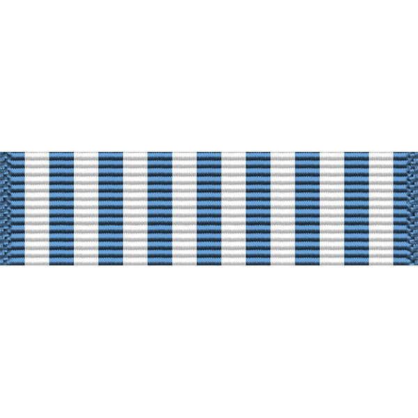 United Nations Korean Service Medal Ribbon