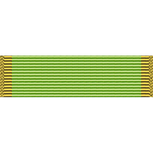 Women's Army Corps Service Medal Ribbon