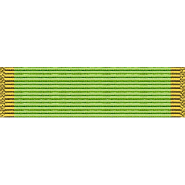 Women's Army Corps Service Medal Thin Ribbon